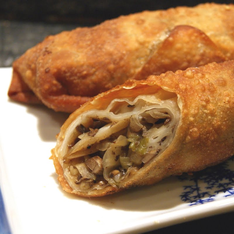 vegetarian egg rolls makes about 16 egg rolls