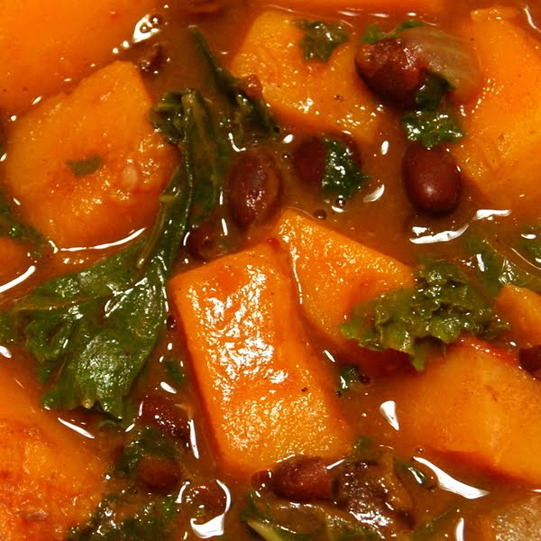 The #GreatHallowTweet: Halloween Spicy Butternut Squash Stew