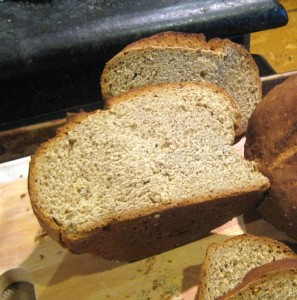 Irish Brown Bread (Whole Wheat Soda Bread)