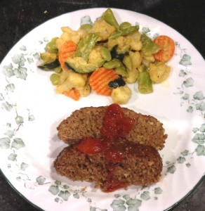 Flamingo-Style Sweet 'n Sour Meatloaf