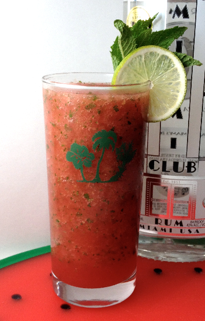 Key Lime Watermelon Mojito