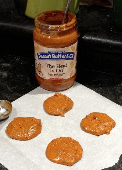 peanut butter discs