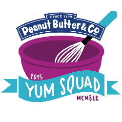 Peanut Butter & Co. 2015 Yum Squad Member